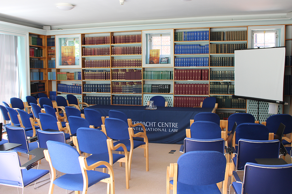 Finley Library, Lauterpacht Centre for International Law