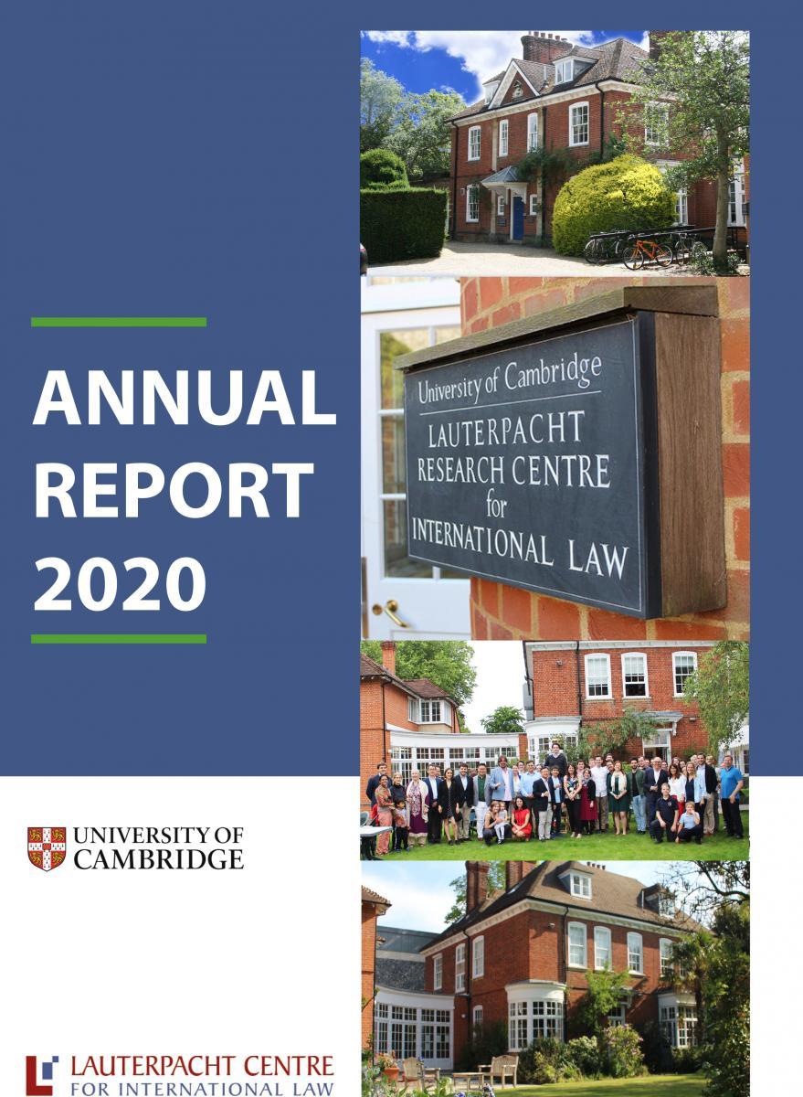 LCIL Annual Report 2019-20