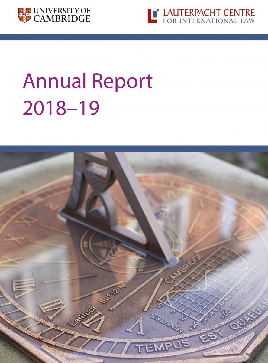 LCIL Annual Report 2018-19