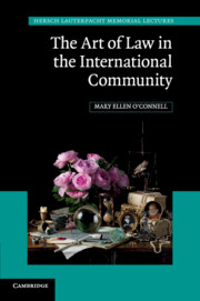 The Art of Law in the International Community - O'Connell, Mary Ellen: